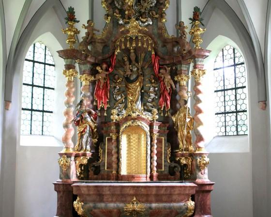 Filialkirche St. Margaret, Krailling