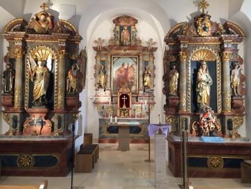 Pfarrkirche St. Martin, Menning