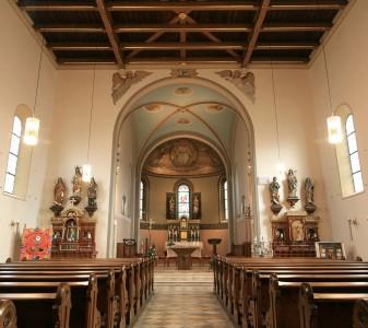 Pfarrkirche St. Laurentius, Ernsgaden